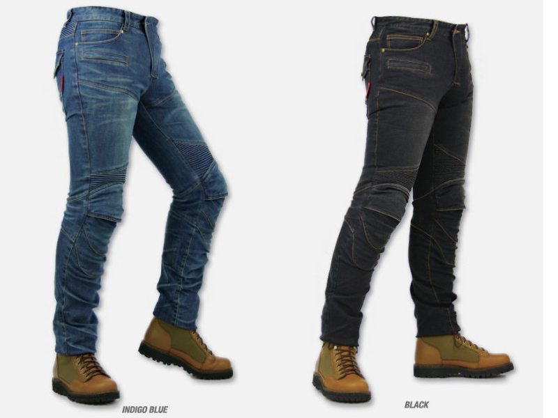 pk718 motorcycle jeans pants drop resistance slim denim automobile race pants for four season motosports hockey pants недорго, оригинальная цена