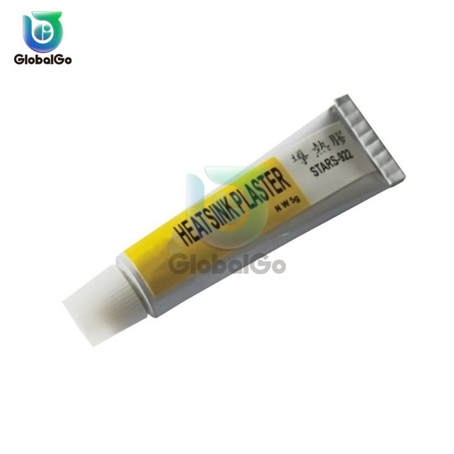 1pcs Stars-922 GPU CPU Thermal Silicone Grease Compound Glue Cool Cooling Paste Heat DIY Thermal Grease