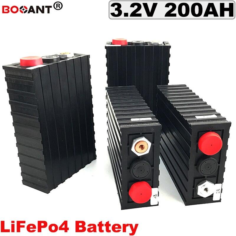 Deep cycle 3.2V LiFePo4 Lithium Battery 23S 72V 200Ah Electric bike battery 12V 24V 36V for Energy storage/Solar system power