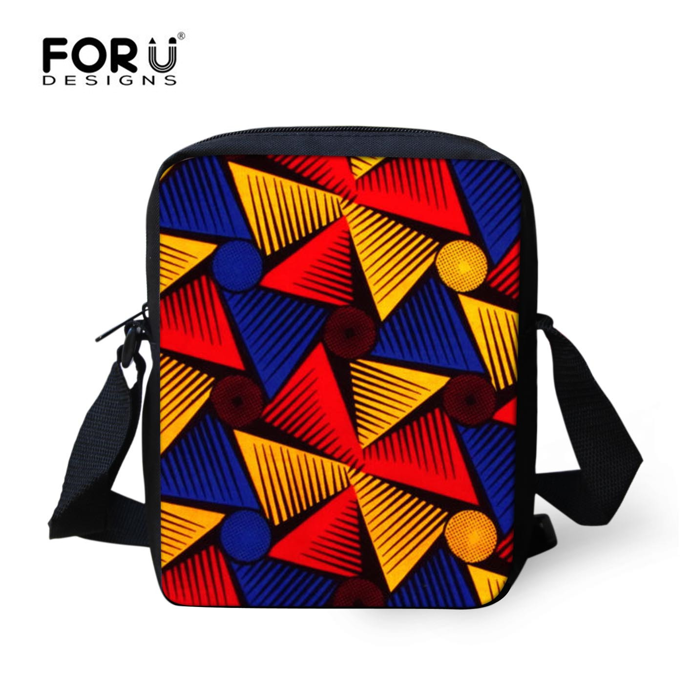 Detail Feedback Questions about FORUDESIGNS African Traditional 3D Printing  Women Shoulder Bag Crossbody Bags For Kids Girl Small Travel Retro Purses   ... db08e91216b1c