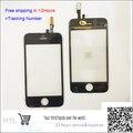 2 шт./лот 100% гарантия Оригинальный Новый Для iphone 3GS 3 S Сенсорный Сенсорный экран Панели Дигитайзер Черный