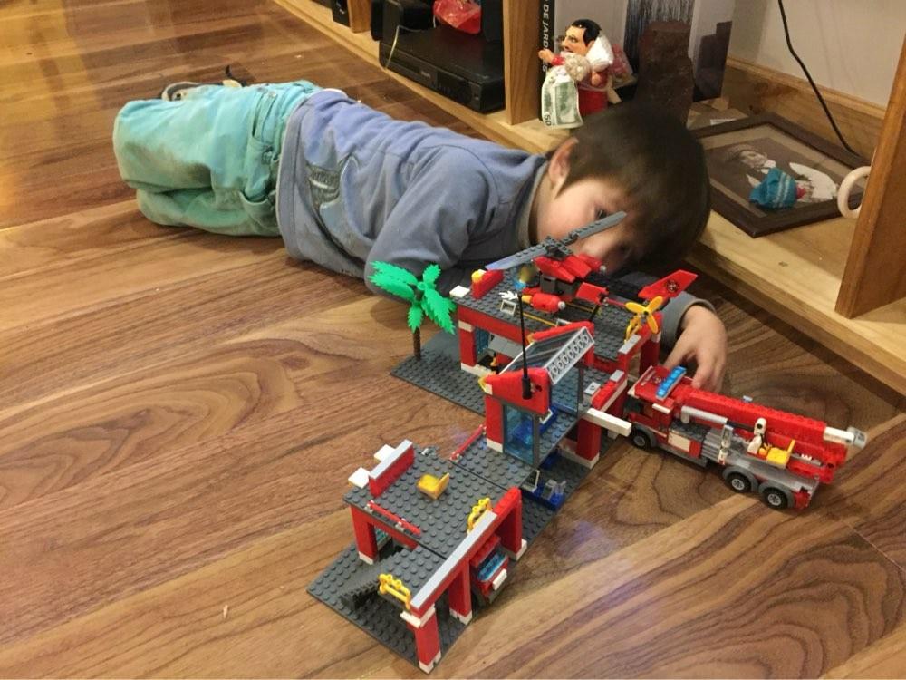 LegoINGlys Blocks City Dollar 8