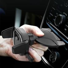 CD Slot Car Phone Holder 360 Degree Rotation CD Player Slot Stand Mount Smartpho