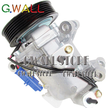 a/c Air Conditioner Compressor For Car Peugeot 301 1.6L 2012 2013 2014 2015 9806599380 JSR11T602078