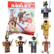 6pcs/set Roblox Toy Action Figures Games Model 7cm PVC Juguetes Roblox Anime Cartoon Figure Christmas Gift Toys For Children #E(China)