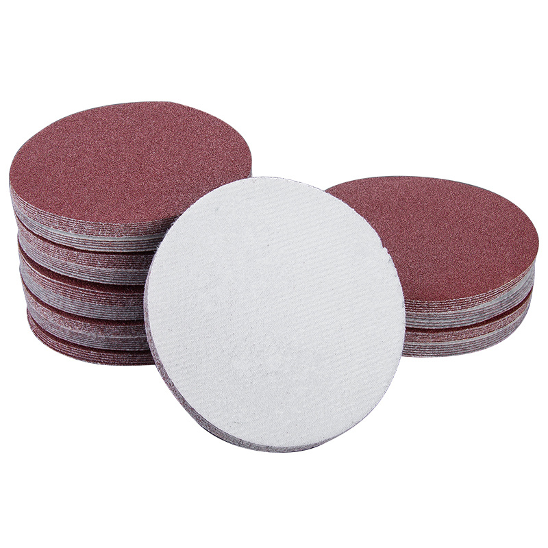 "10pcs High Quality Sanding 4"" Abrasive Disc Self Adhesive ..."