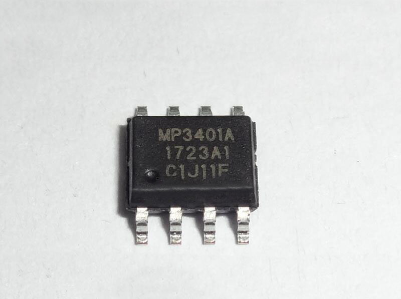 10pcs/lot SOP8 IC MP3401A MP3401 New Synchronous Boost LED Power Display Integrated Charging IC Mobile Power Management IC image
