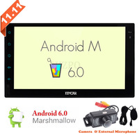in Dash Touchscreen Quad Core GPS Sat Nav Support Wifi Bluetooth/RDS/SD/USB/OBD2/ Mirrorlink 7 inch Android Quad Core Headunit