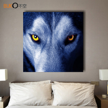 canvas painting posters and prints art waterproof canvas picture Wolf movie poster b f wallpaper setting spray image(China (Mainland))