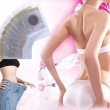 цена на OOTDTY  30Pcs Magnetic Slim Patch Diet Weight Loss Slimming Detox Adhesive Pads Burn Fat 30486