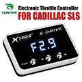 Автомобильный электронный контроллер дроссельной заслонки гоночный ускоритель мощный усилитель для CADILLAC SLS Тюнинг Запчасти аксессуар