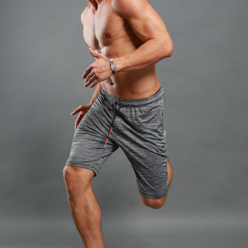 Ganyanr брендовый мужские шорты для бега баскетбольный спортзал спортивные шорты спортивный Теннис Волейбол Кроссфит Обучение Футбол