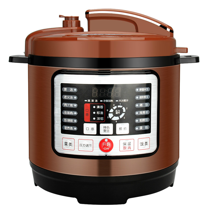 Electric Pressure Cookers pressure cooker 8L commercial intelligent electric high canteen rice electric pressure cookers electric pressure cooker double gall 5l electric pressure cooker rice cooker 5 people