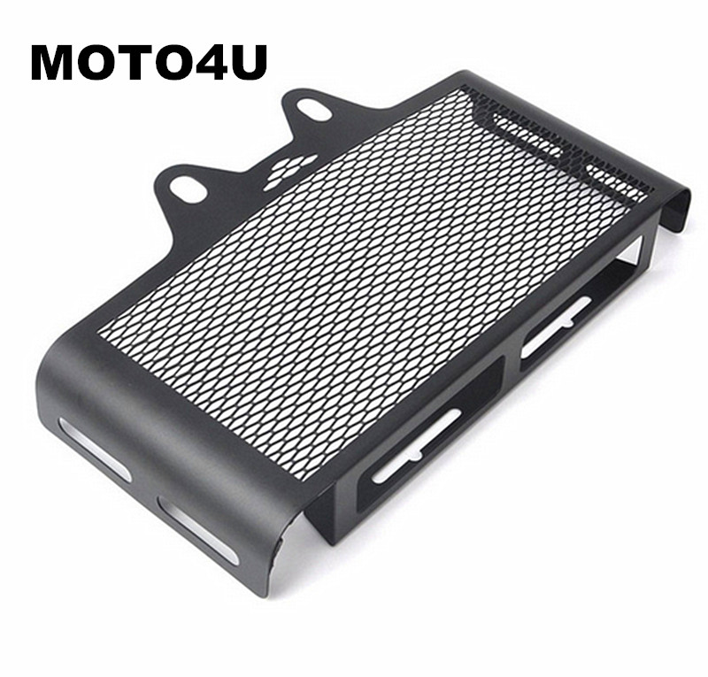 MOTO4U Motorcycle Radiator Grille Oil Cooler Guard Cover Protection for BMW R NINE T 2014 2015 2016 2017 R Nine T kemimoto for bmw motorcycle front brake caliper cover protection cover guard for bmw r nine t 2014 2017 r1200gs lc 2013 2015