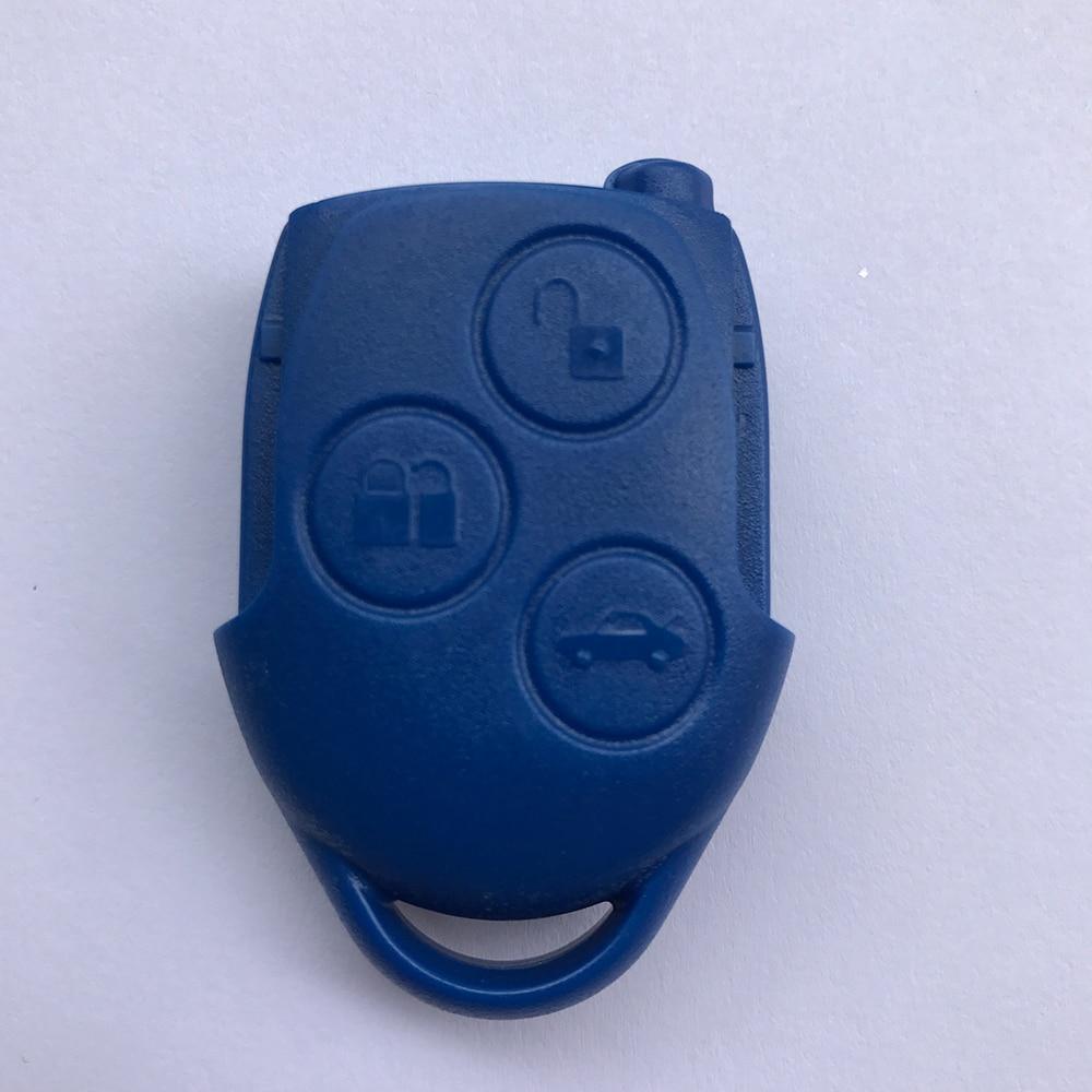 Синий 3Б дистанционная Ключевая Для Форд Транзит 433 МГц, пригодный для Европы модель отличное качество Бесплатная доставка
