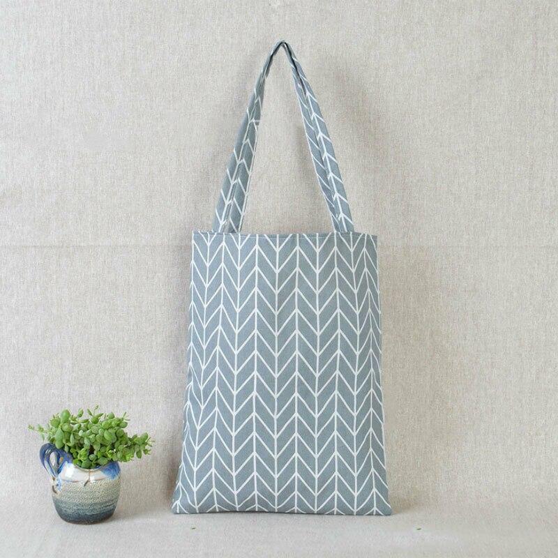 Women Vintage Cotton Linen Shoulder Bag Shopping Beach Travel Tote Hand~jpMFS