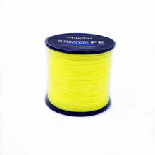 Mavllos Brand 4 strands Braided 500M Multifilament  Fishing Lines 8-80Lb 5 color Carp saltwater PE Braided Fishing Rope Cord