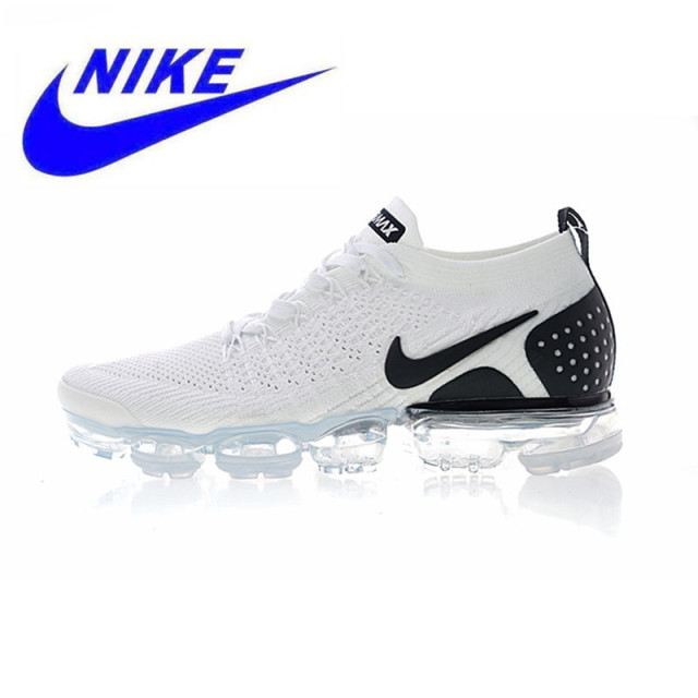 4c4f8c377cc17 Original Official New Arrival NIKE AIR VAPORMAX FLYKNIT 2 Mens Running  Shoes Sneakers Outdoor Sport Shoes size 7-11