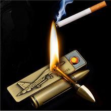 กันน้ำล้านการแข่งขันมัลติฟังก์ชั่น้ำมันก๊าดฟลินท์ไฟแช็คสำหรับตั้งแคมป์กลางแจ้ง/USBบุหรี่อิเล็กทรอนิกส์เบา
