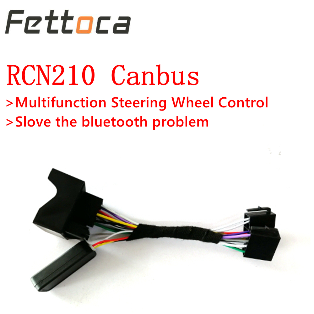 Upgrade RCD320 RCN210 Bluetooth Car Radio Multifunction Steering Wheel  Button Control Canbus Gateway Simulator Adapter (SUPER SALE June 2019)