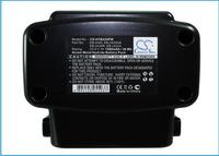 Cameron Sino 4000mah battery for HITACHI C 7D CR 24DV DH 24DV DH 24DVA DV 24DV DV 24DVA DV 24DVKS EB 2420 EB 2430HA EB 2430R