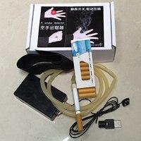 Super Electronic Spray Smoke Device 4th 10 Smoke Cartridges Magic Tricks The Mist Ultra Smoke 4