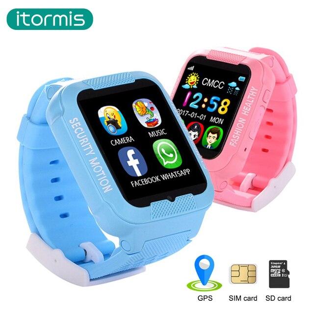 Itormis Ni 241 Os Gps Smart Watch Tel 233 Fono Smartwatch Tarjeta