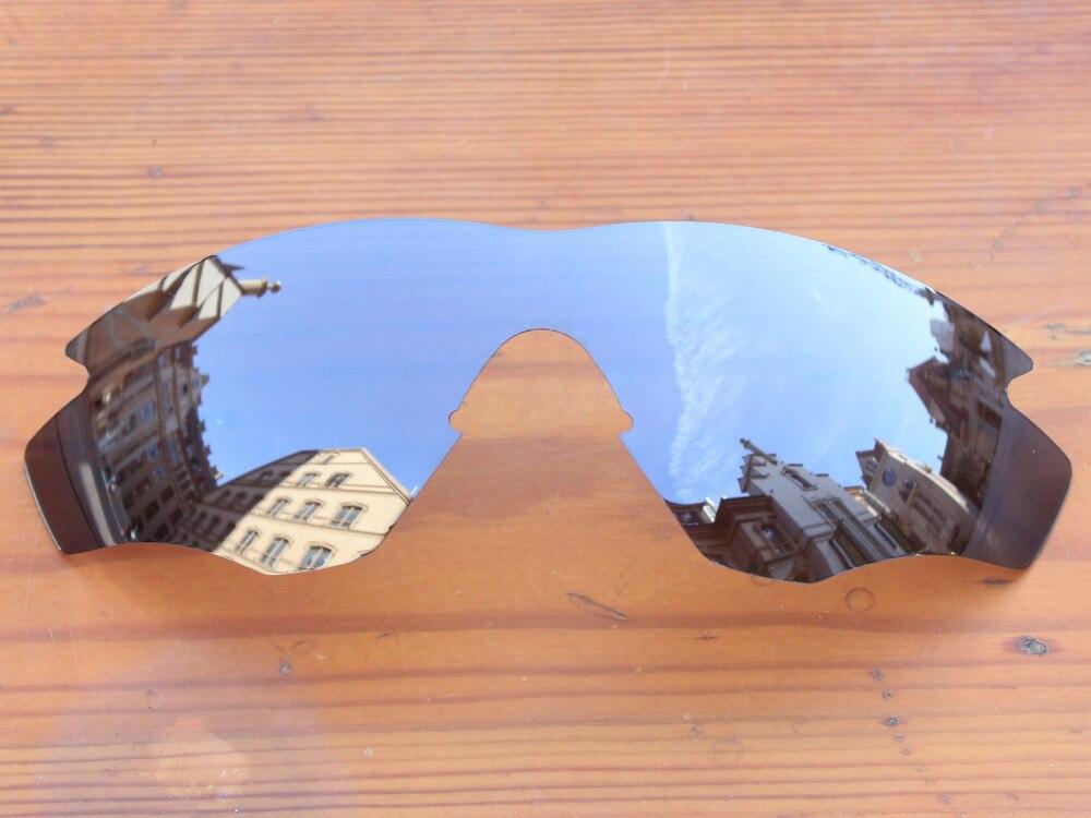 Chrome Espelho De Prata Polarizado Lentes de Substituição Para O M2 Armação  Dos Óculos De Sol Quadro 100% UVA   Uvb 6203a41624