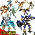 marvel Super heroes Biochemical Warrior BionicleMask of Light Bionicle Tahu Ikir Bricks Building Block Figures Toys lepin