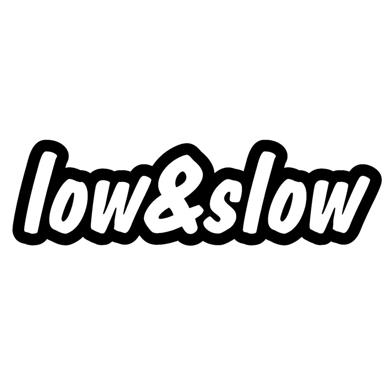 185 3cm low slow funny car decal racing style jdm personalized cool vinyl car stickers black silver c9 0110 in car stickers from automobiles