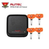 Autel MaxiTPMS PAD + MX Sensor 433MHz * 4 MX Sensor TPMS Activation Program Diagnosis Tools