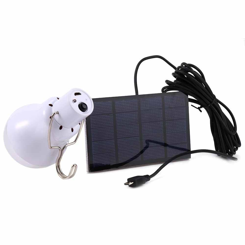15W 130LM Solar Power Outdoor Licht Solar Lampe Tragbare Lampe Solar Energie Lampe Led Beleuchtung