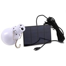15W 130LM Solar Power Outdoor Light Solar Lamp Portable Bulb Solar Energy Lamp Led Lighting