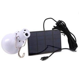 15W 130LM Solar Power Outdoor Light Solar Lamp Portable Bulb Solar Energy Lamp Led Lighting(China)
