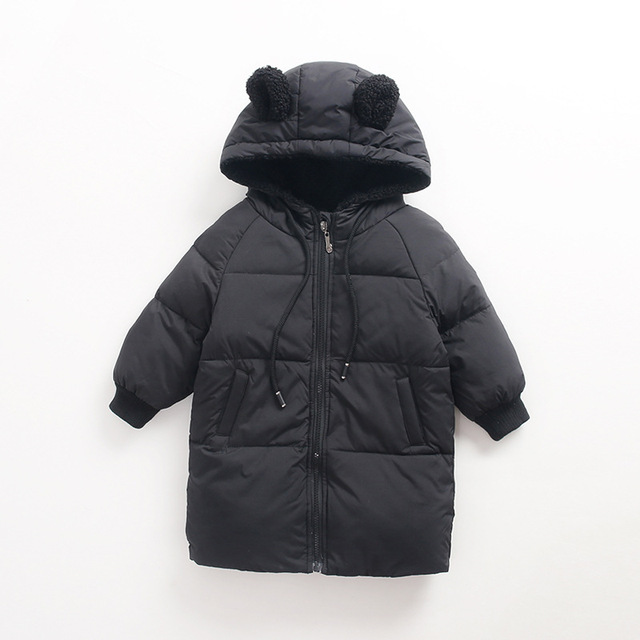 d49c6f632 Winter children s clothing down jackets thick ski jacket boys and ...