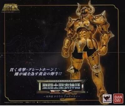 New Model toys Saint Seiya Cloth Myth Gold Ex 2.0 Taurus Aldebaran Action Figure toy Bandai collector стоимость