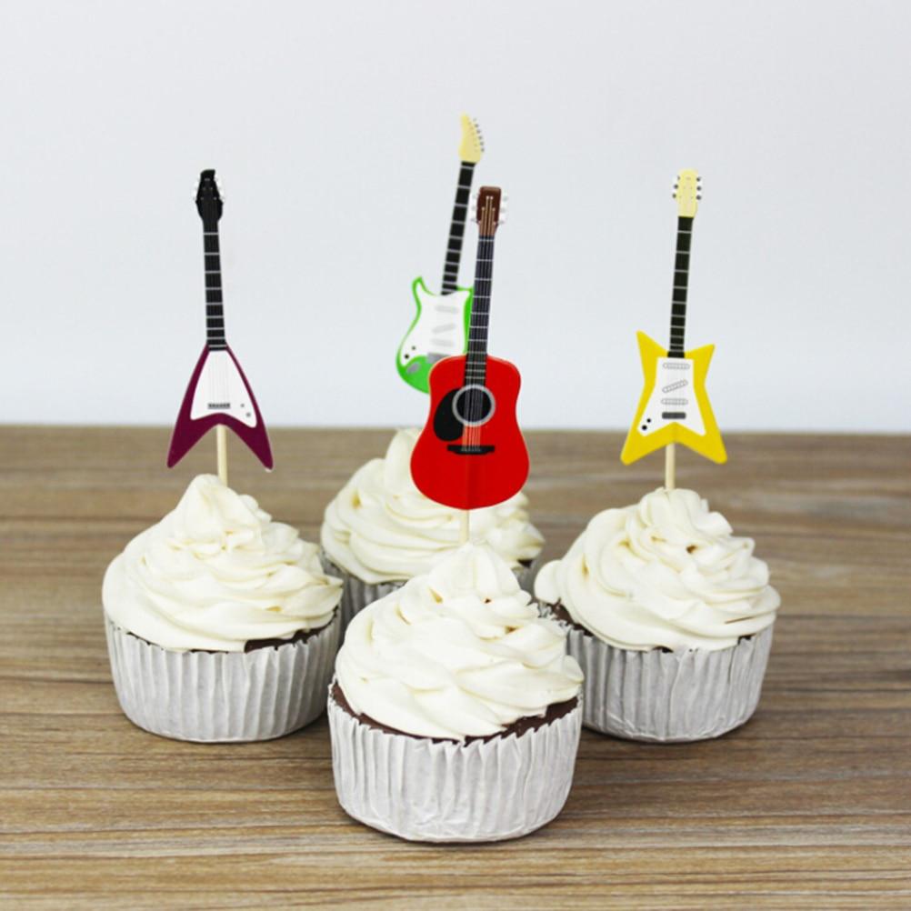 Wholesale 24pcs (each style has 6PCs)Guitar Party Supplies ...