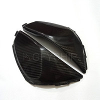 For Honda CBR 1000RR 2008 2009 2010 2011 CBR1000RR CBR 1000RR Fairing Accessories Motorcycle Carbon Fiber Tank Side Panel Cover