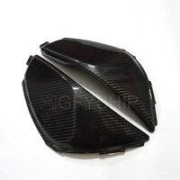 For Honda CBR 1000RR 2008 2009 2010 2011 CBR1000RR CBR 1000RR Fairing Accessories Motorcycle Carbon Fiber Tank Side Panel Cover
