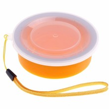 Silicone Retractable Travel Cup