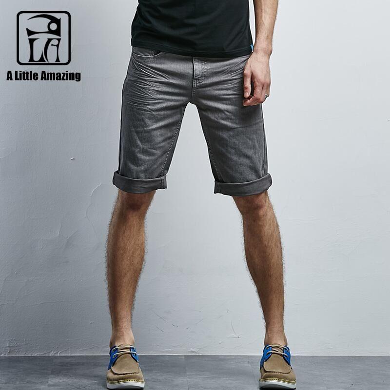 Men Shorts jeans 2016 Summer Mens Shorts Casual Jeans Cargo denim shorts men cotton short plus size 29-36 shipping soon