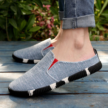 Casual Men Loafers Shoes 2019 Spring Summer Light Driving Breathable Fashion Flat Footwear