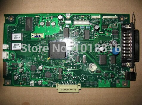 Free shipping 100% Tested For HP3020/3030 Formatter Board Q2664-60001 on sale free shipping 100% tested cb405 60001 formatter board for hp 4345 4345mfp main board motherboard