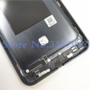 Image 5 - الأصلي 5.5 بوصة غطاء البطارية الخلفي الإسكان الغطاء ل HTC واحد X9u X9 عودة غطاء البطارية الباب الإسكان الخلفية حالة مع شعار