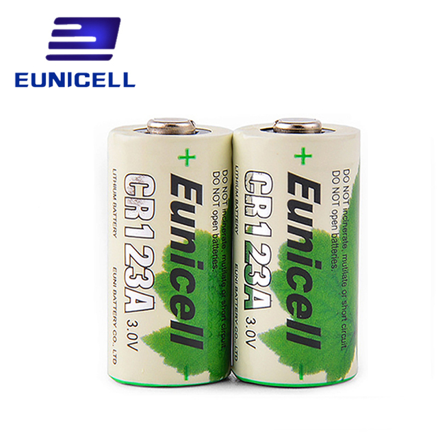 10 pièces 3 V CR123A Batterie Au Lithium 16430 CR 123A CR17345 KL23a VL123A DL123A 5018LC SF123 Sèche Piles Primaires Pour lampe de poche LED
