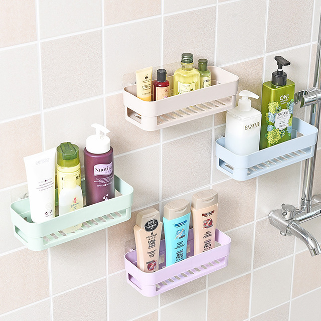Multipurpose Kitchen Storage Holder Wall Shelf Bathroom Shelf For Kitchen Shelves  Bathroom Wall Shelf Shelving Kitchen