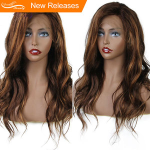 highlight Color Lace Front Hum