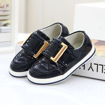 chanel kids shoes. boys genuine leather chanel kids shoes
