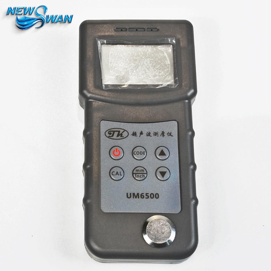 UM6500 Portable Digital Ultrasonic Thickness Gauge Metal Thickness Meter