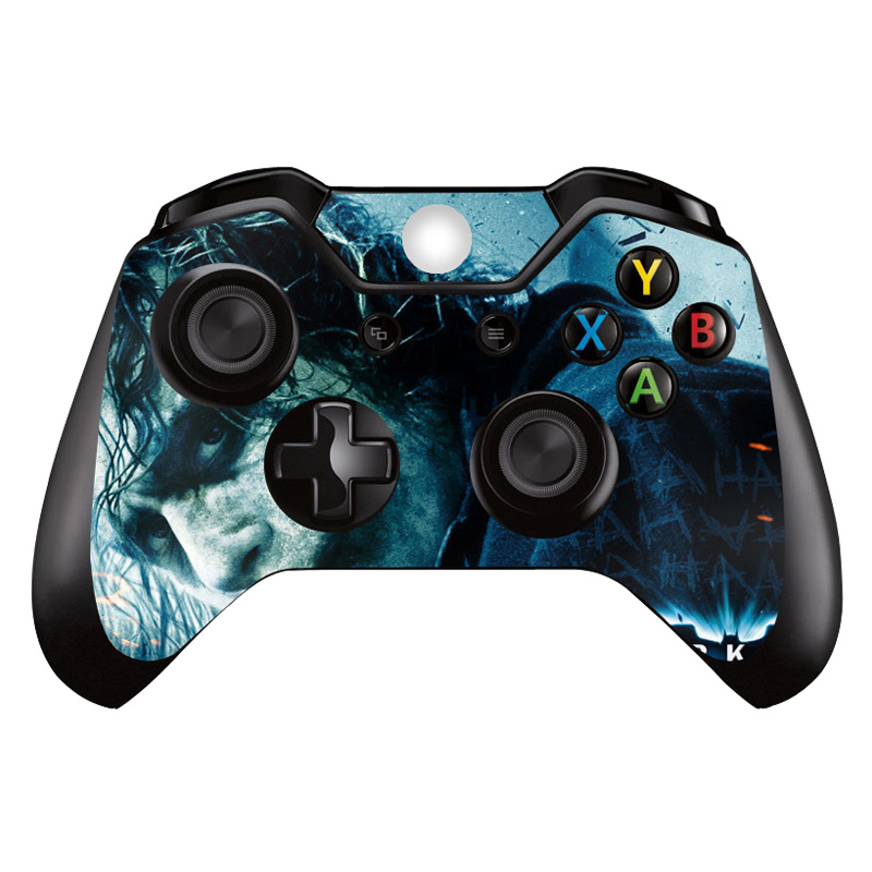 Video Game Accessories Faceplates, Decals & Stickers Objective Batman And Joker Xbox One S 1 Sticker Console Decal Xbox One Controller Vinyl